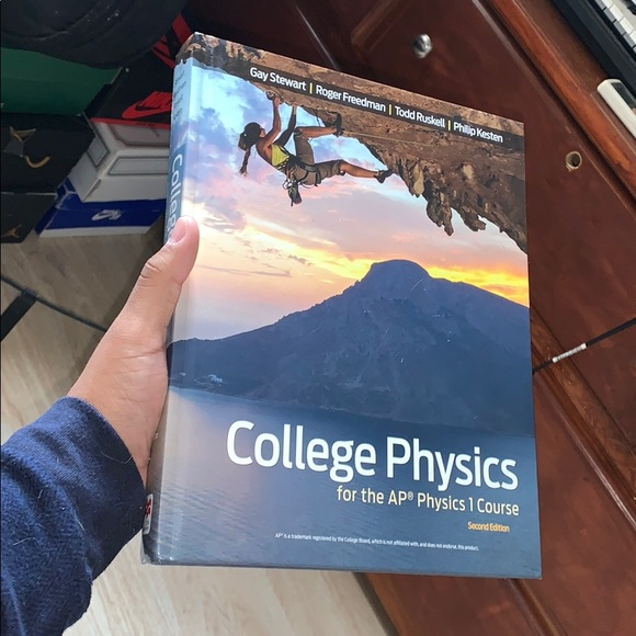 College Physics Book